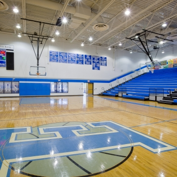 Estacado High School Gymnasium