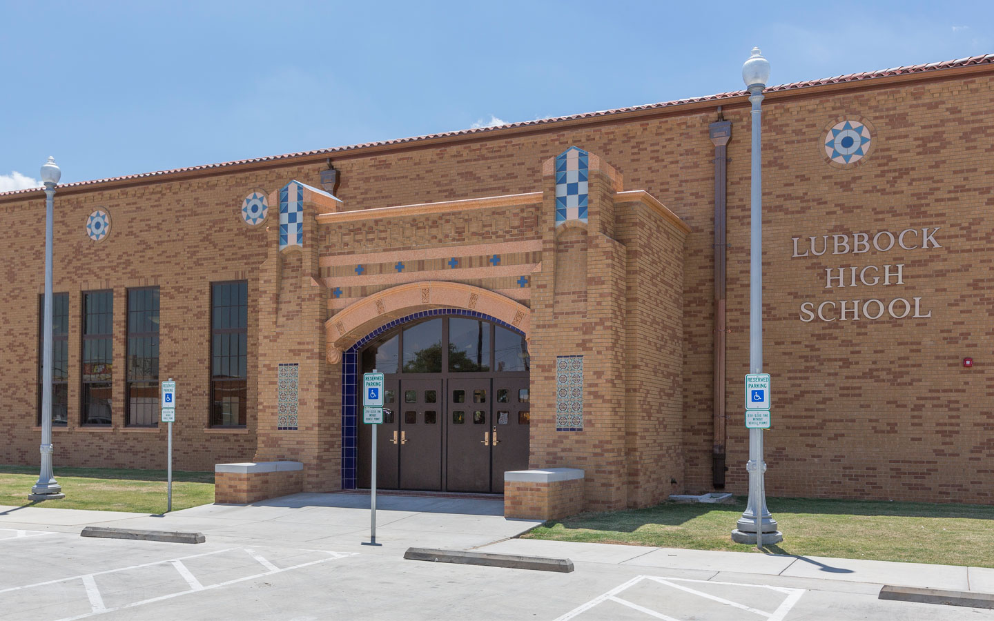 Lubbock High School