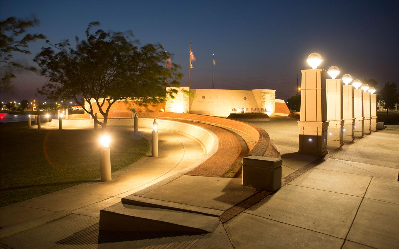 Lubbock War Memorial