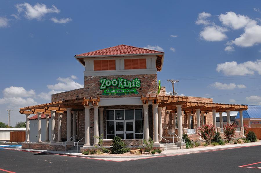 Zookini's Restaurant Addition & Renovations